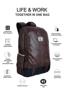 Gear Anti Theft Faux Leather Bag features