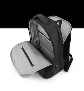 compartment look Atistix Expandable Backpack